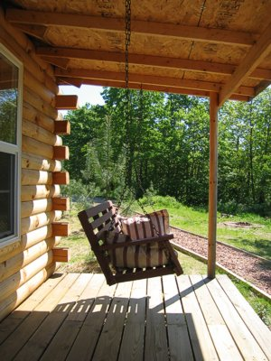 Hocking Hills Log Cabin Romantic Quiet Relaxing And