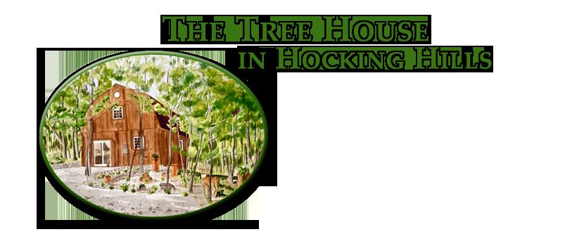 The Tree House Hocking Hills Ohio